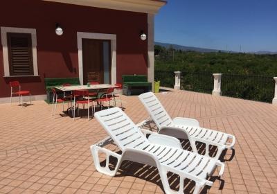 Casa Vacanze Appartamento Suite Panoramica Con Uso Piscina